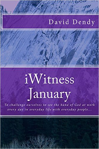 Front Cover of iWitness January