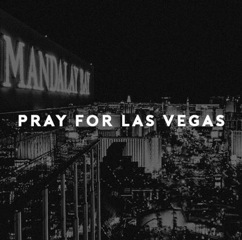 Pray for Las Vegas