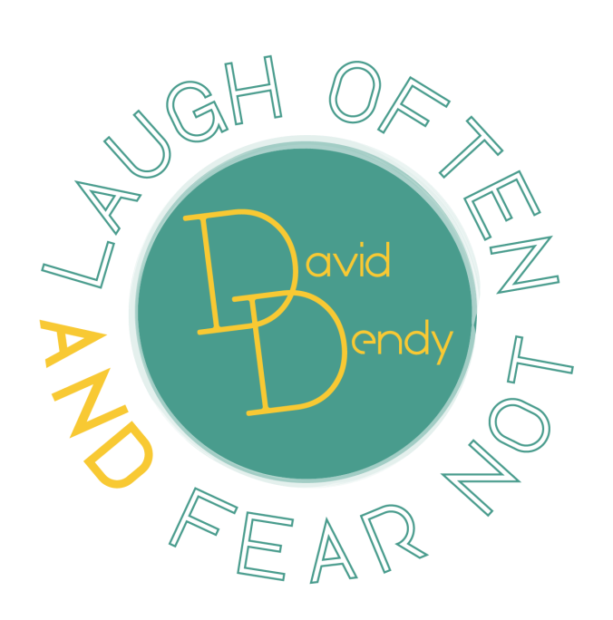 Laugh Often and Fear Not Logo